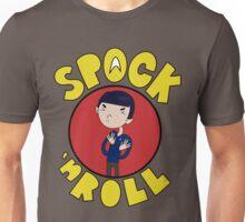 Spock 'N Roll Unisex T-Shirt