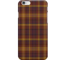 02565 Morris County, New Jersey E-fficial Fashion Tartan Fabric Print Iphone iPhone Case/Skin