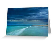 Cable Beach - Kimberley WA Greeting Card