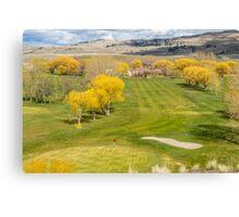 Quilchena Golf Course 12 Canvas Print