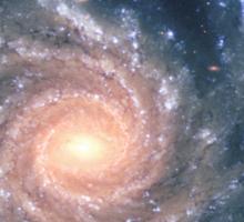 Tardis Galaxy - Doctor Who Sticker