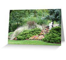 Beautiful Garden Greeting Card