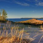 Sleeping Bear Point, Sleeping Bear Dunes National Lakeshore by DArthurBrown