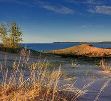 Sleeping Bear Point, Sleeping Bear Dunes National Lakeshore by DArthurBrown