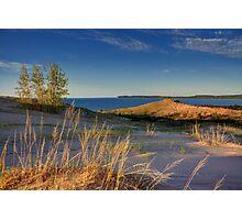 Sleeping Bear Point, Sleeping Bear Dunes National Lakeshore Photographic Print