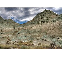 Blue Basin, John Day Fossil Beds National Monument, Oregon Photographic Print