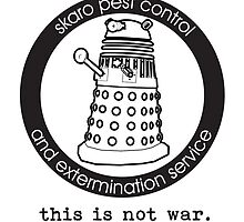 Skaro Pest Control by calvingreg09
