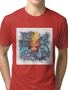 The Atlas of Dreams - Color Plate 192 Tri-blend T-Shirt