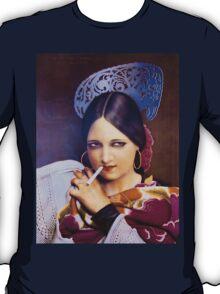Vintage woman 2 T-Shirt