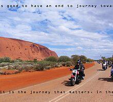 Journey by Linda Lees
