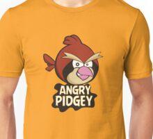 Angry Pidgey Unisex T-Shirt