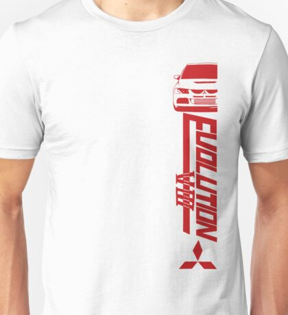 Evo 8 Unisex T-Shirt