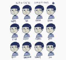 spocks emotions by jim kirk