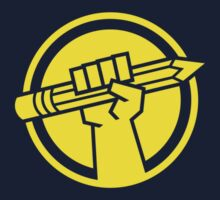 The Revolution Will Not Be Digitized - Yellow by citizentang
