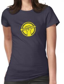 The Revolution Will Not Be Digitized - Yellow T-Shirt