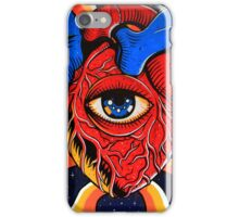iPhone Case - the eye again iPhone Case/Skin
