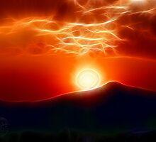©HCS Sunset In Fire by OmarHernandez