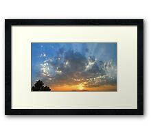 ©HCS Overcome The World IV Framed Print