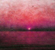 purple sky by lucyliu