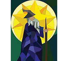 The Wizard Photographic Print
