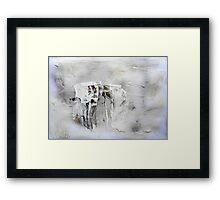 hj830 Framed Print