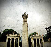 Entrance to Villa Borghese, Rome, Italy by buttonpresser
