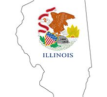 State of Illinois,The Prairie State by nadil