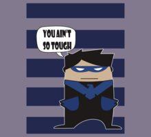 Gotham City Impostor NightWing Kids Tee