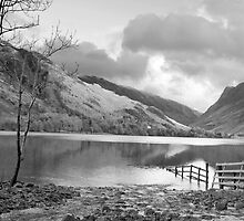 Lake Buttermere,Lake District by Thomas Gelder