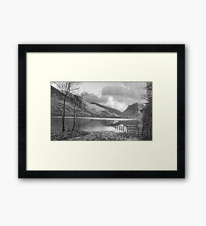Lake Buttermere,Lake District Framed Print