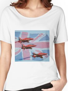 The Red Arrows Women's Relaxed Fit T-Shirt