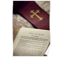 The Litany Poster