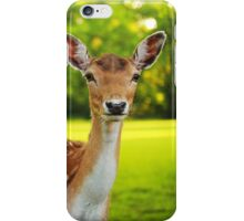Little deer iPhone Case/Skin