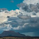 Storm Clouds over Mount Trio by Werner Padarin