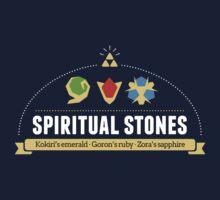Spiritual Stones by Azafran