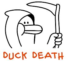 Duck Death by chrisbears
