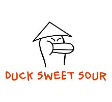 Duck sweet-sour by chrisbears