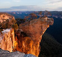 Hanging Rock by Craig Goldsmith
