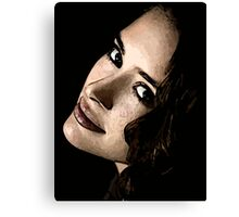 Face 19 Canvas Print