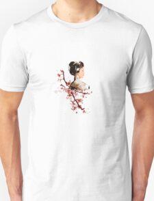 Geisha blossom T-Shirt