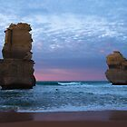 Ocean Pillars by Craig Goldsmith