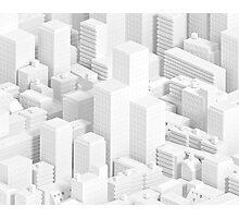 metropolis Photographic Print