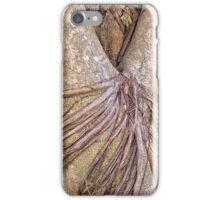Strangler fig in the rainforest iPhone Case/Skin