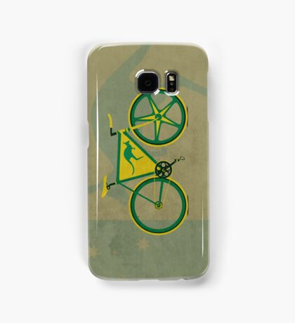 Australia Bike Samsung Galaxy Case/Skin