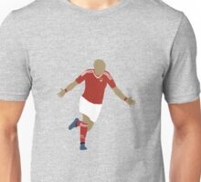 Arjen Robben Minimalist Design Champions League Winner Unisex T-Shirt