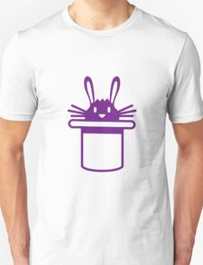 Bunny In Maigic Hat T-Shirt