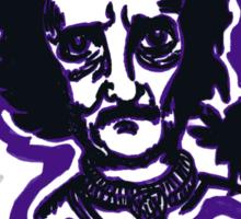 Mr. Poe Tee Shirt Sticker
