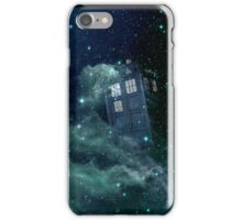 Disappearing Tardis iPhone Case/Skin
