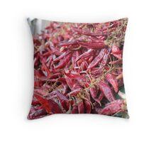 Hungarian Paprika Throw Pillow