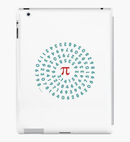 Circumference Pi VRS2 iPad Case/Skin